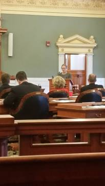 M Stantial at ON Co Legis