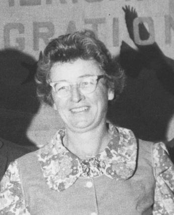 Dorothy Crumb